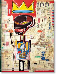 Jean- Michel Basquiat  EleanorNairne xxl taschen anglais 2018