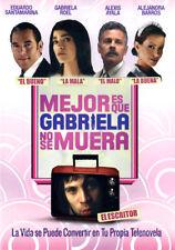 Mejor Es Que Gabriela No Se Muera (DVD) **New**