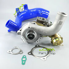Silicone Intake Hose + k04-001 turbocharger for VW Golf Jetta Beetle MK4 1.8T