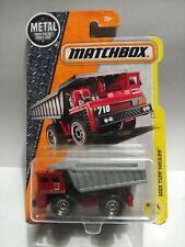 2017 Matchbox #45 MBX Turf Hauler RED New   Free Shipping!!