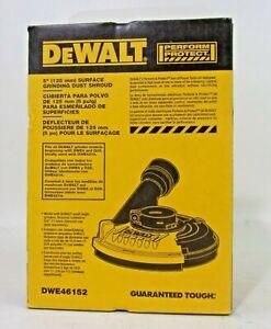 "Dewalt DWE46152 5"" Universal Vacuum Grinder Surfacing Shroud Kit"
