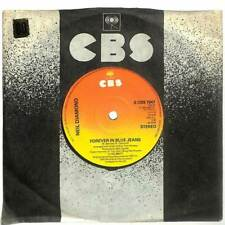 """Neil Diamond - Forever In Blue Jeans - 7"""" Record Single"""
