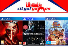 Sony PlayStation 4 Mortal Kombat XL Fighting Video Games for
