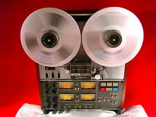 """TEAC A-3340S (7"""" & 10.5"""") REEL TO REEL TAPE DECK RECORDER SERVICED & GUARANTEED"""
