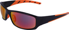 UCI CERAM Stylish Safety Glasses Spectacles  Anti Scratch Red Mirror Lens