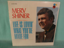 Merv Shiner, Life Is Lovin What You're Made For, Certron CS 7001, 1970, SEALED