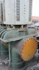 Warren Circulating Service Pump 20Vp 13000Gpm@5psi 875Rpm 100/125Hp Motor