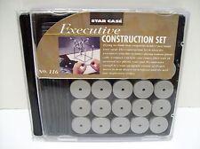 Vintage 1994 E & B Executive Construction Set - New