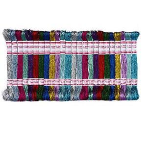 Embroidery Floss DMC Metalic Embroidery Metallic Yarn Thread Embroidery Floss