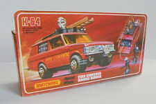 Repro Box Matchbox Speed Kings K 64 Fire Control Range Rover