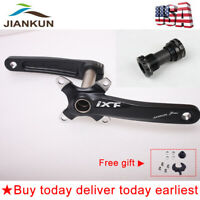 IXF Single/Double/Triple 104bcd Crankset BB MTB Bike Crank set Bottom Brackets