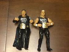 WWE Jakks Classic Superstars Series 12 Nasty Boys Knobbs Sags Figures Loose