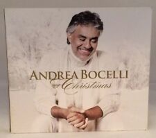 My Christmas CD / DVD Concert Set Andrea Bocelli David Foster Reba 2009