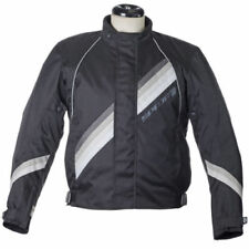Giacche da uomo grigio per motociclista gomito