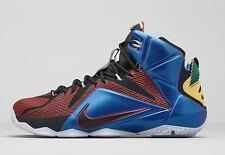 Nike LeBron 12 XII What The Size 12. 802193-909 bhm kyrie mvp cork elite
