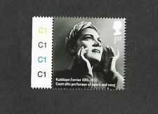 Music-Kathleen Ferrier-Opera-Singer mnh Great Britain