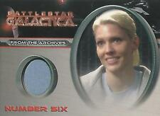 "Battlestar Galactica Season 3 - CC35 ""Number Six"" Costume Card"