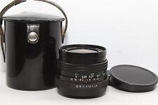 PENTACON Auto 29mm 2,8 Obiettivo Grandangolo VITE M42 per Reflex con Custodia