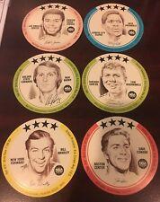 1976 Buckmans NBA Players 20 Card Set Abdul Jabbar Barry Bradley Cowens Frazier+