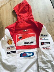 2015 Ducati Motogp Team Issue Wind / Rain Jacket Nicky Hayden 69