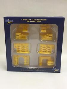 Gemini Jets Aircraft Maintenance Scaffolfing 1:400 GJAMS1828