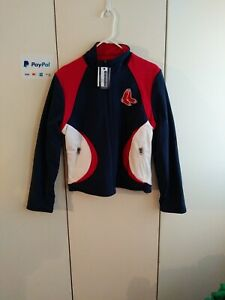 Female Red Sox Reversible Jacket