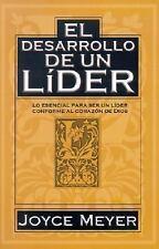 D2 El Desarrollo De Un Lider (Spanish Edition) casa creacion Joyce Meyer Christi