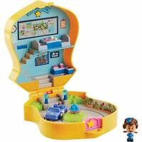 Disney GGX49 Toy Story 4 Pet Patrol Playset Mini Giggle McDimples, Compact for