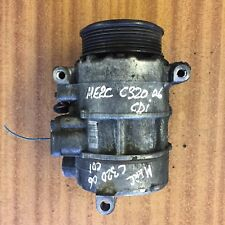 04-06 Mercedes C320 CDI W203 AC Pump Air Con Compressor A0012307911 447190-4901