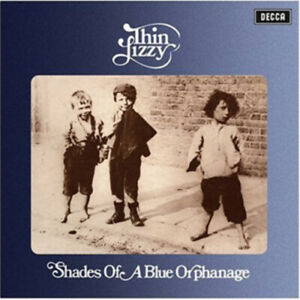 Thin Lizzy : Shades of a Blue Orphanage CD Remastered Album (2010) ***NEW***