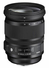 Sigma Art 24-105mm f/4 DG OS HSM Lens for Canon