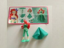 ARIEL + CARTINA VV367  DISNEY PRINCESS   KINDER  2020/2021