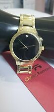 New with Gift Box!! Mens Charles Raymond Gold Watch  Gift set