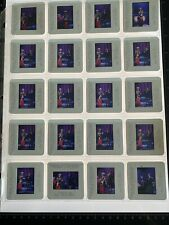 Tribune Entertainment Dionne & Friends Concert Artists 35mm Slides Lot Of 20