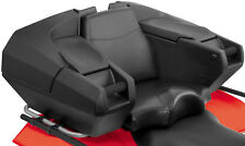 QuadBoss Weekender Passenger Seat Cargo Storage Box Trunk ATV Luggage rear rack