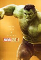 Art Avengers infinity War Movie Poster 20x30 24x36 10 Years Marvel Comics P1552