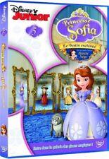Princesse Sofia - 5 - Le festin enchanté (invité blanche Neige) DISNEY  DVD NEUF
