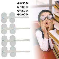 4 units plastic confirmation flipper ophthalmic flipper optical instruments