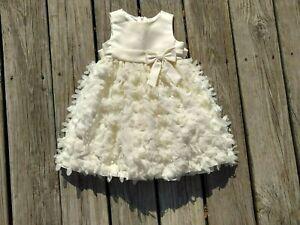 American Princess Flower Girl Holiday Wedding Dress size 2T