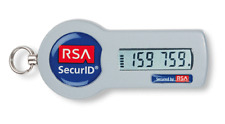 NEW LOT 2x RSA SecurID 700 SID700-6-60-66 Security Token KeyFob Expired 5/31/17