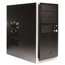 Antec New Solution NSK 4482B mid tower ATX 380 Watt black 0-761345-00496-1