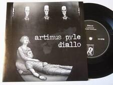"""Artimus pyle/Diallo-split 7"""" pouces/New discharge, his Hero is Gone, Masakari"""
