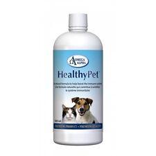 Healthy Pet 500 ml - Omega Alpha  Pharmaceuticals Pet Natural Immune Formula