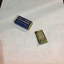 GE Manual Starter Heater CR123-H067A
