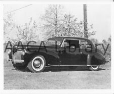 Factory Photo 1935 Lincoln Limousine Ref. #53236