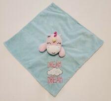 Baby Starters Unicorn Dream Little Cloud Pastel Plush Stuff Animal Lovey Rattle