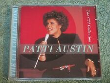 PATTI AUSTIN the CTI Collection CONNOISSEUR COLLECTION CD album VSOP CD315 NEW!