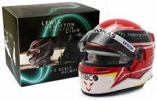 Bell Mini Helmet Replica - Mercedes Lewis Hamilton 2019 1/2 Scale