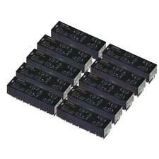10X Omron G6A-434P 4PDT PCB Relay 6v coil (4.5-7.5V range)
