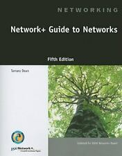 Network+ Guide to Networks - Fifth Edition - with unopened disk attached